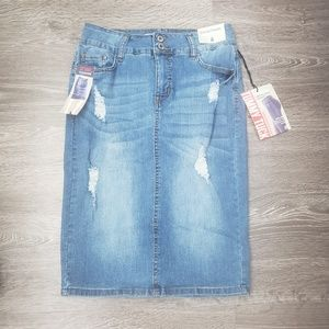!IT Denim Skirt
